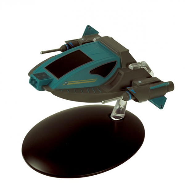 Alice Shuttle Star Trek Raumschiff Modell