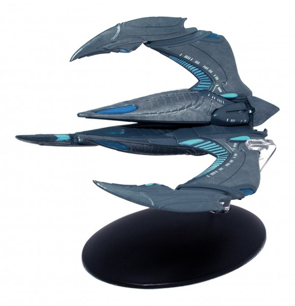 Eaglemoss #24 Xindi Insectoid Warship Raumschiff Modell