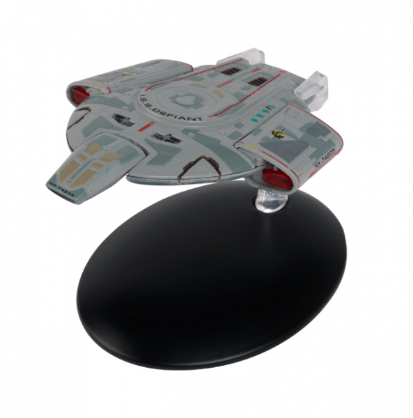 I.S.S. Defiant (Mirror Version) NX-74205 Star Trek Raumschiff Modell