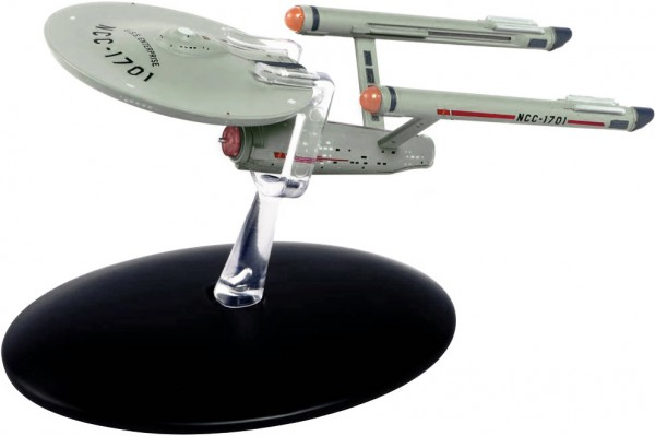 U.S.S. Enterprise NCC-1701 Star Trek Modell