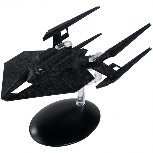 Section 31 Nimrod-Class Ship Star Trek Discovery Raumschiff Modell  Eaglemoss # 28