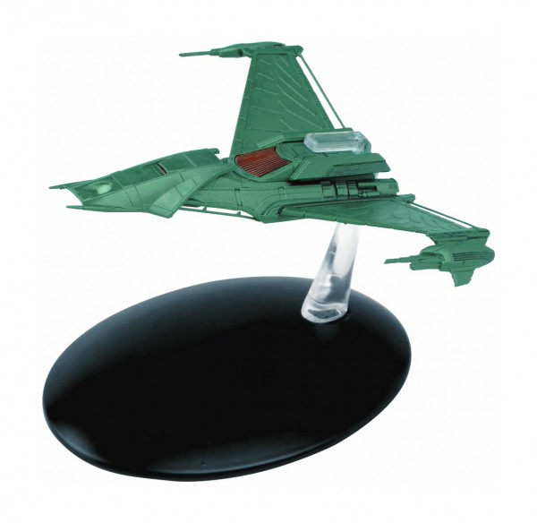 Klingon Augments´ Ship Star Trek Modell