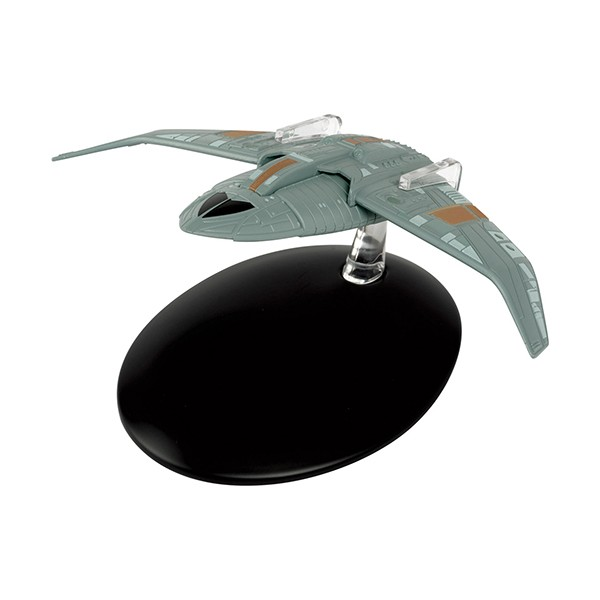 Bajoran Assault Vessel Star Trek Modell mit deutschem Magazin #83 Eaglemoss