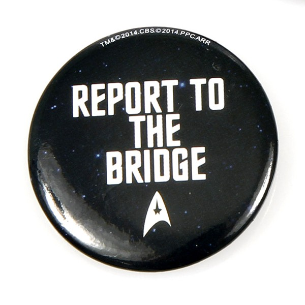 "Button ""Report to the Bridge"""