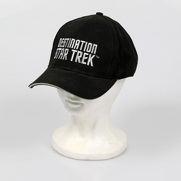 Baseball Cap Destination Star Trek