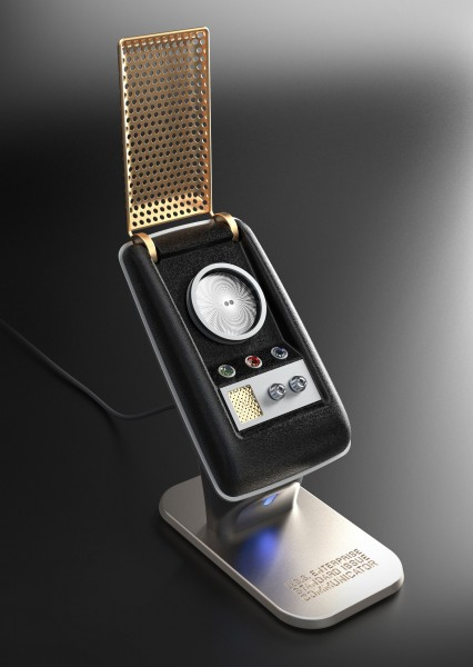 Bluetooth Communicator Raumschiff Enterprise Star Trek