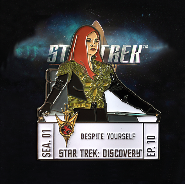 Discovery Episode Collectors Pin - Season 1 Episode 10 - Star Trek official Collectors Edition
