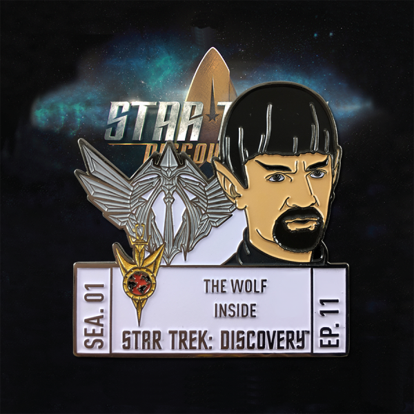 Discovery Episoden Sammler Pin - Staffel 1 Episode 11 - Star Trek official Collectors Edition
