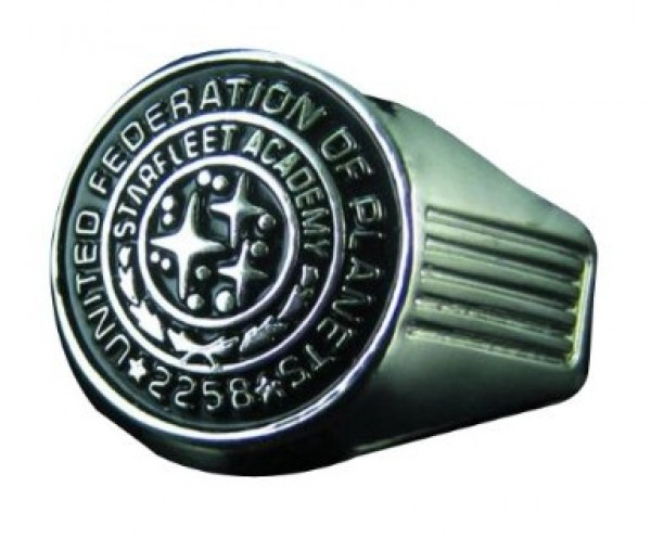 Starfleet Academy Ring (Movie2009)