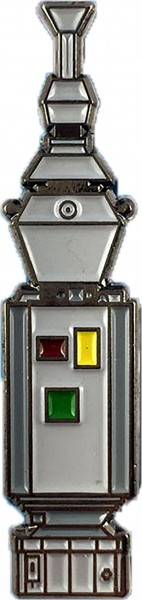 Nomad Sonde Sammler Pin Star Trek official Collectors Edition