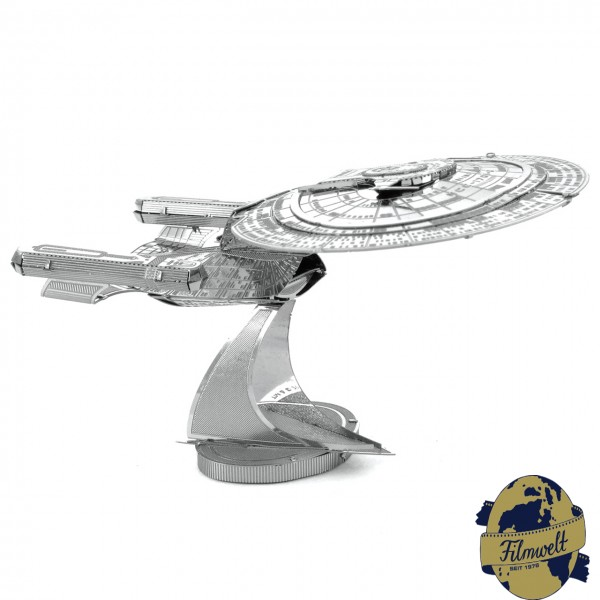 Metal Earth Star Trek Metallbausatz U.S.S. Enterprise NCC-1701-D