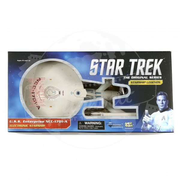 U.S.S. Enterprise 1701-A First Contact Electronic Starship
