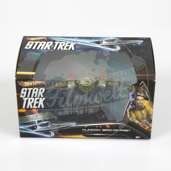 Star Trek Klingon Bird-of-Prey Raumschiff Modell