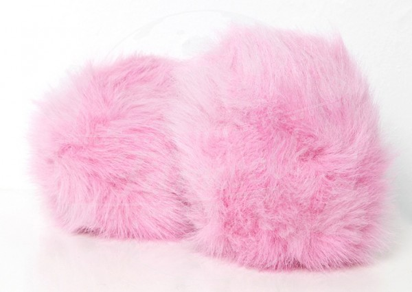 Star Trek Tribble klein pink