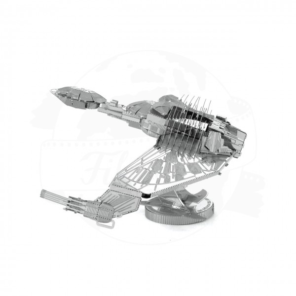Metal Earth Star Trek Metallbausatz Klingon Bird-of-Prey