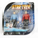 Spock + Scotty - Original Series - Action Figures 2 Pack