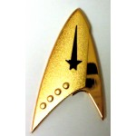 Discovery Command Uniform Captain Rang Abzeichen - Star Trek