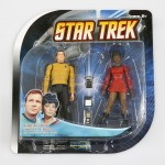 Kirk + Uhura - Original Series - Action Figures 2 Pack