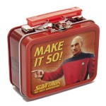 Captain Jean-Luc Picard Mini Sammelbox Star Trek The Next Generation