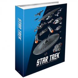 Star Trek Din A4 Ordner für Magazine The official Starships Collection