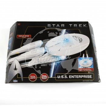 USS Enterprise 1701 - Ship Model Light and Sound (Movie 2009)