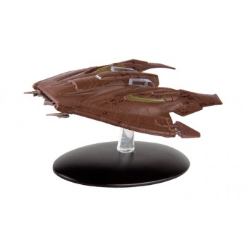Nausicaan Fighter Modell mit deutschem Magazin #30 Eaglemoss Star Trek