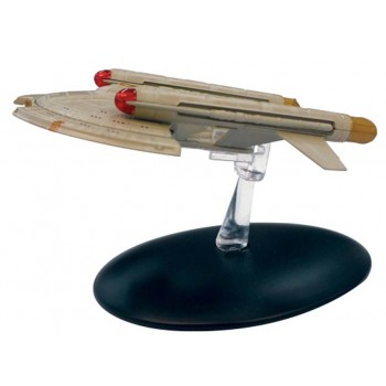 Intrepid United Earth Starfleet Modell mit deutschem Magazin #44 Eaglemoss Star Trek