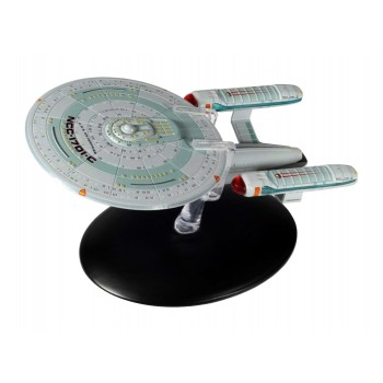 U.S.S. Enterprise NCC-1701-C Modell mit deutschem Magazin #46 Eaglemoss Star Trek