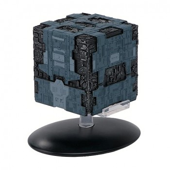 Borg Tactical Cube Star Trek Modell