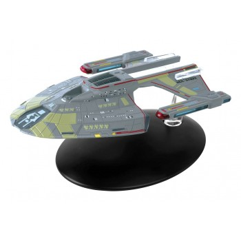 Norway Class (U.S.S. Budapest) Modell mit deutschem Magazin #61 Eaglemoss Star Trek