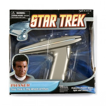 Star Trek II Phaser - Der Zorn des Khan