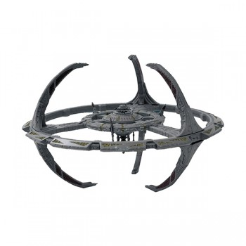 Deep Space Nine Large Star Trek Raumschiff Modell ca. 15cm
