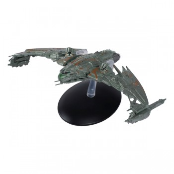 Klingon Bird-of-Prey D4 Large Star Trek Raumschiff Modell ca. 14 cm