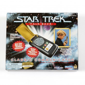 Classic Communicator Talk Back Raumschiff Enterprise Star Trek