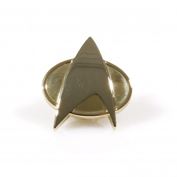 Communicator  Pin - The Next Generation - medium