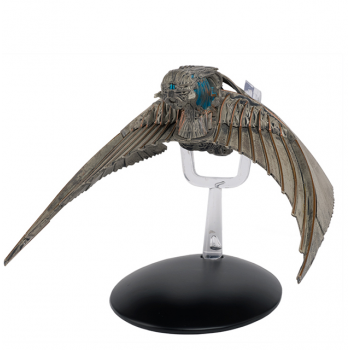 Klingon Bird-of-Prey Star Trek Discovery Raumschiff Modell  Eaglemoss # 4