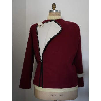 Monster Maroon Jacke - Star Trek II-VI