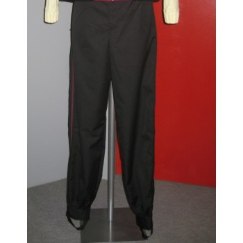 Maroon Uniform Hose Star Trek original Replica