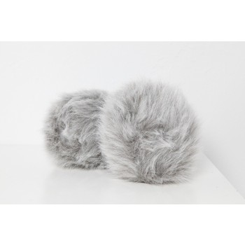 Star Trek Tribble groß grau - mit sound