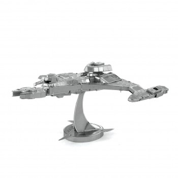 Metal Earth Metallbausatz Klingonen Vorcha Class Star Trek