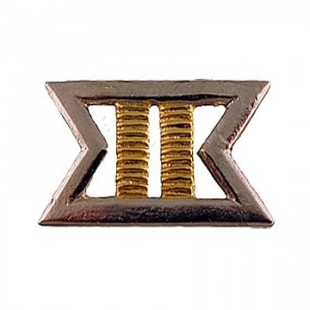 Commander Rank Pin - Star Trek II-VI Replica von Roddenberry
