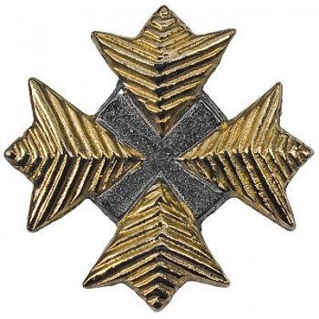 Rear Admiral Rank Pin - Star Trek II-VI Replica von Roddenberry