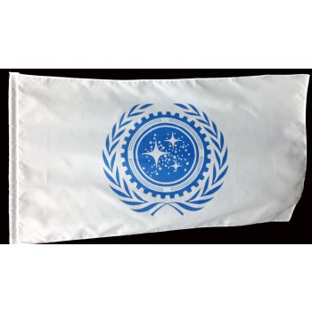 Starfleet Ceremonial Banner - Star Trek Into Darkness