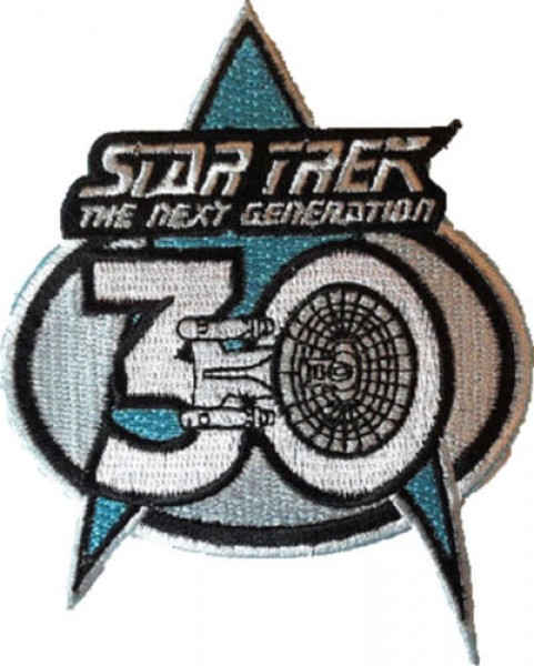 30 years Next Generation Patch - Star Trek