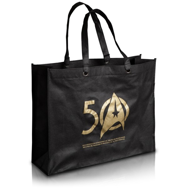 Tote Bag 50 Years Star Trek carry bag
