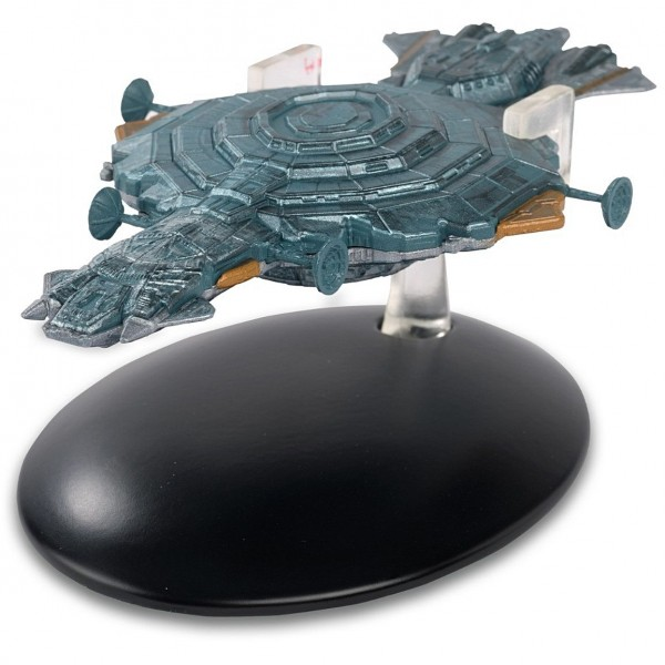 Tsunkatse Arena Ship with englisch Magazin # 170 Eaglemoss