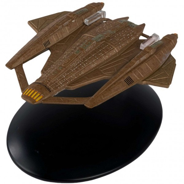 Star Trek Vidiian Starship  Modell english Magazin #179 Eaglemoss