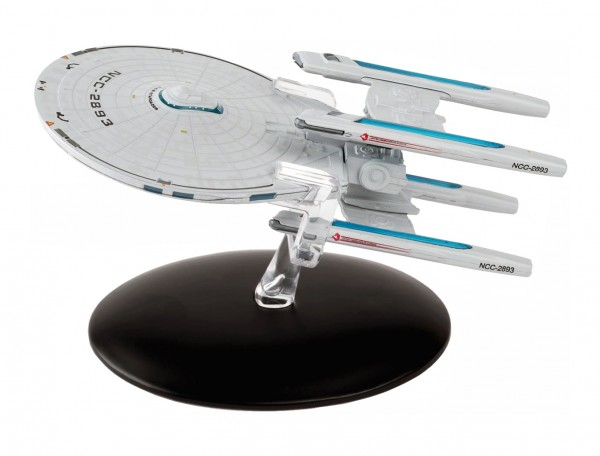 USS Stargazer NCC-2893 starship model Star Trek
