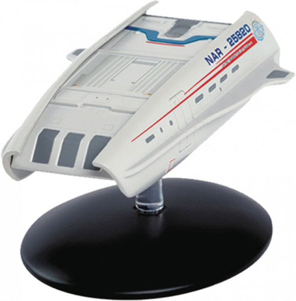 SD-103 Shuttle NAR-25820- Star Trek model
