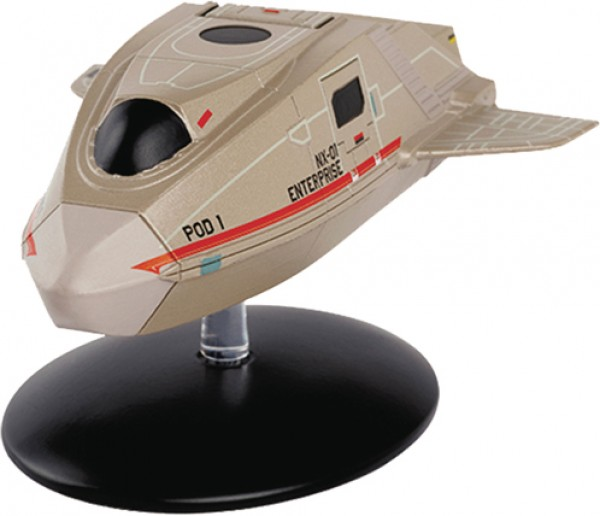 Shuttlepod 1 Enterprise NX-01 Star Trek model